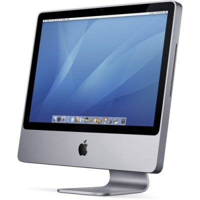 Apple  iMac - Chrome